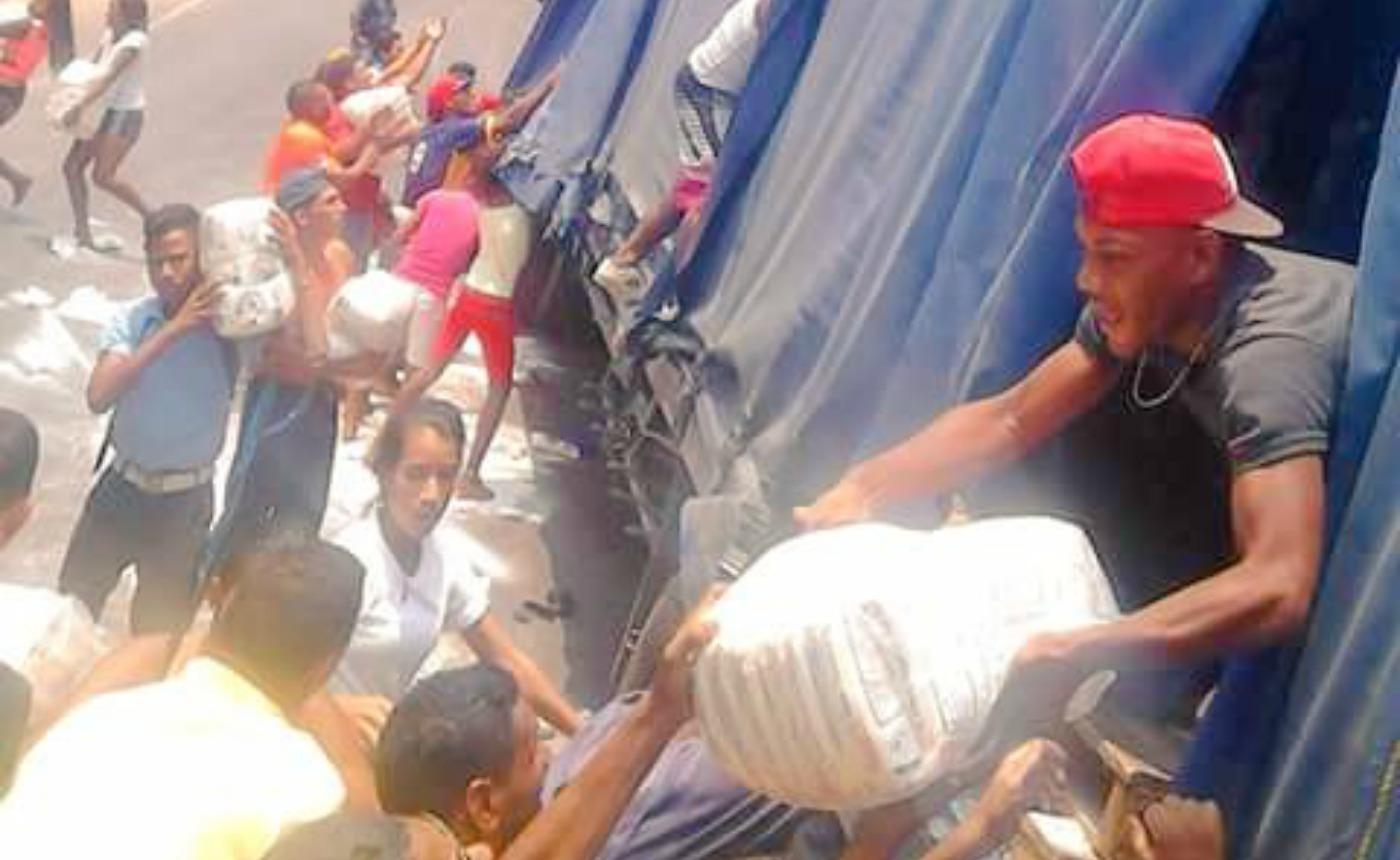 Saqueos en Venezuela dejaron de ser meros intentos