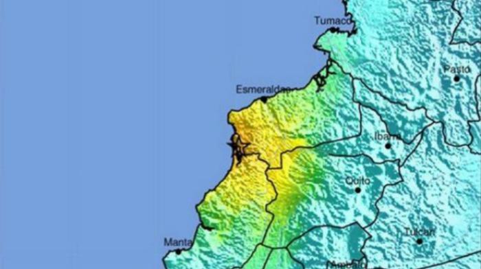 Asciende a 246 cifra de fallecidos por terremoto en Ecuador