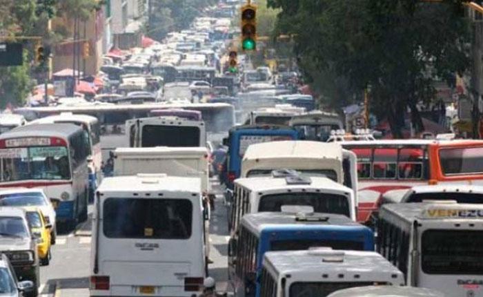 Transportistas trabajarán este 1S pero estarán pilas con el clima en la calle