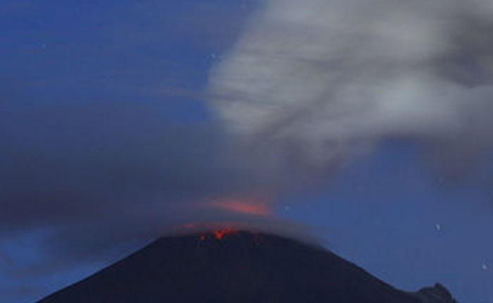 México: Activan alerta amarilla por explosiones del volcán Popocatépetl