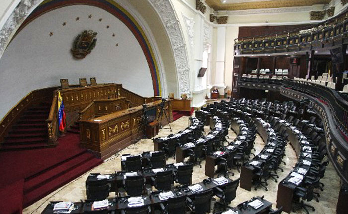 Diputados opositores fueron secuestrados dentro de instalaciones de la AN