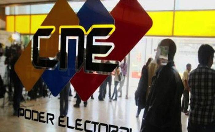 El CNE aún no define la fecha de las regionales