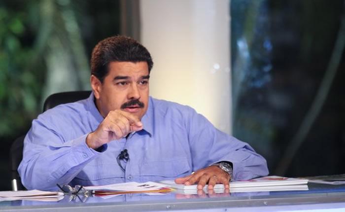 Maduro anunció flexibilización en plan de racionamiento a partir del lunes