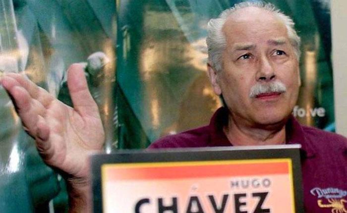 """Ex mentor de Hugo Chávez asegura que el error de Maduro fue """"identificarse demasiado con el mito del cargo que le llegó por default"""""""