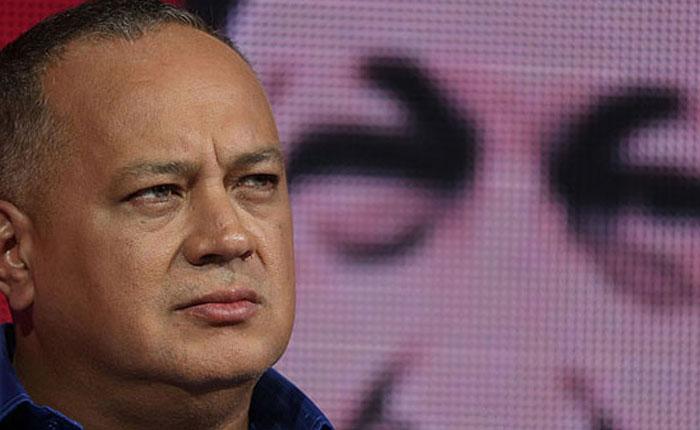 Diosdado Cabello descartó cambios internos en el CNE para presidenciales