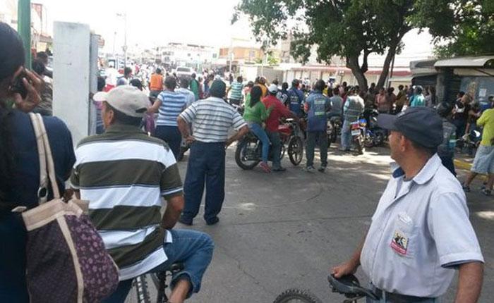 Intentaron saquear comercios en El Tocuyo