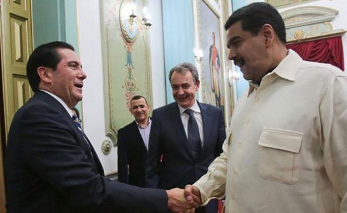 Informe Otálvora: Descubren raros intereses en mediación de expresidentes en Venezuela