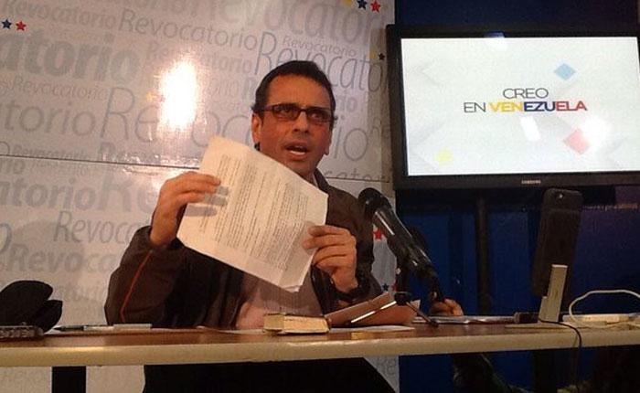 Movilización por el revocatorio saldrá desde Plaza Venezuela este #18M
