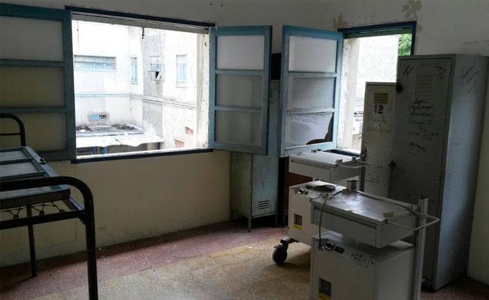 El Algodonal se suma a los hospitales en cierre técnico