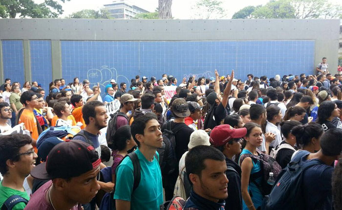 Autoridades universitarias entregaron petitorio a Viceministro para exigir reivindicaciones