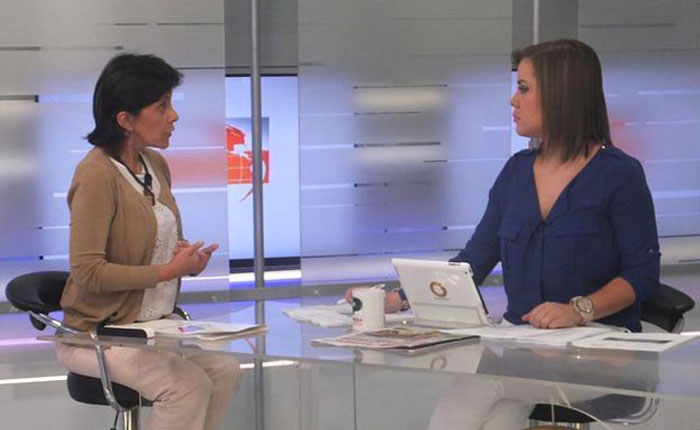 Sandra Oblitas: No podemos hablar de fecha para el revocatorio
