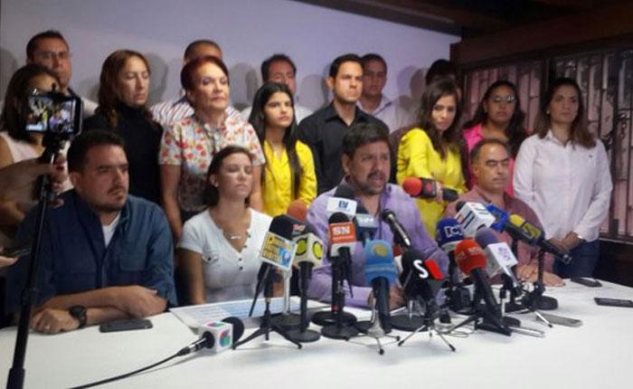 Carlos Ocariz: Los plazos dan para que el revocatorio se realice este año