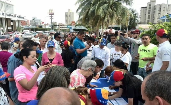 ¡Bravo Pueblo! por Henrique Capriles Radonski