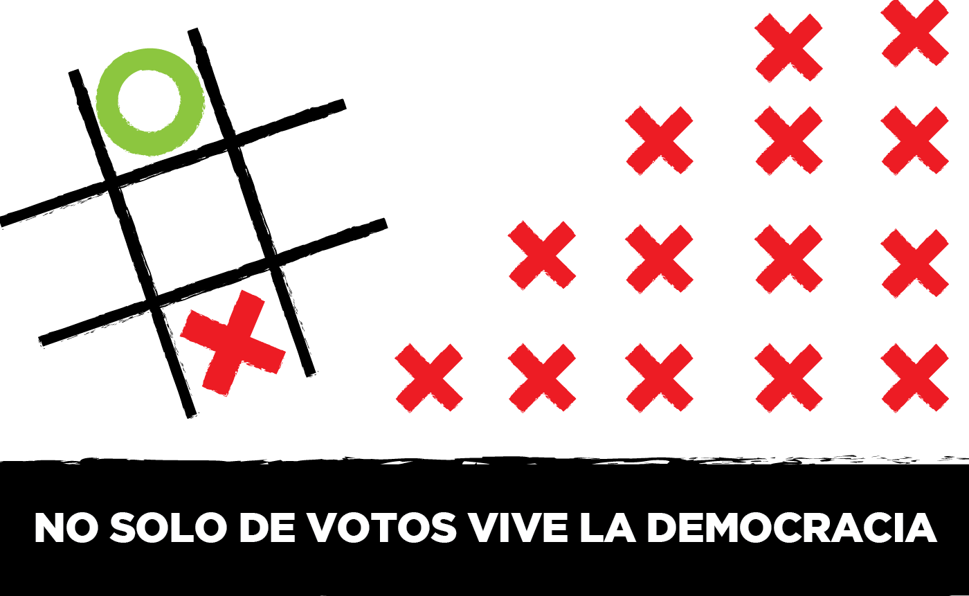 Gobierno de Maduro solo cumple con 1 de las 8 características de las democracias