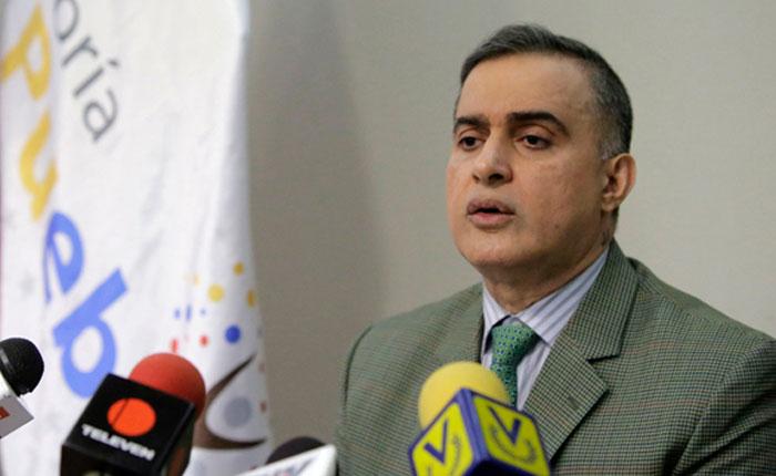 Tarek William Saab: Hay 23 mil detenidos en las estaciones policiales venezolanas