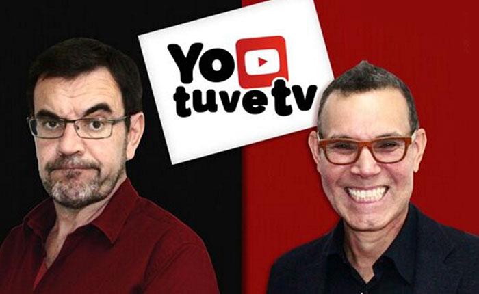 """Laureano Márquez y Luis Vicente León vuelven por un fin de semana con """"Yo tuve TV"""""""