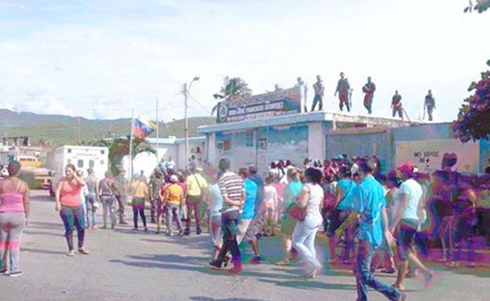 CIDH otorgó medidas cautelares a presos de Policarúpano