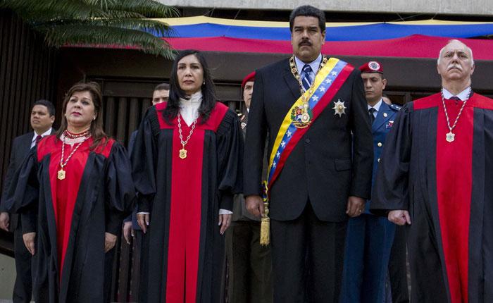 Resultado de imagen para Maduro y Gladys Gutierrez