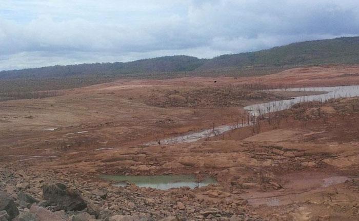 Motta Domínguez: A pesar de las lluvias, sequía en el Guri es muy crítica