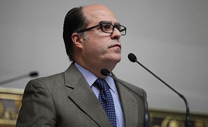 Julio Borges: MUD llevará exhorto al CNE para que presenten cronograma del revocatorio