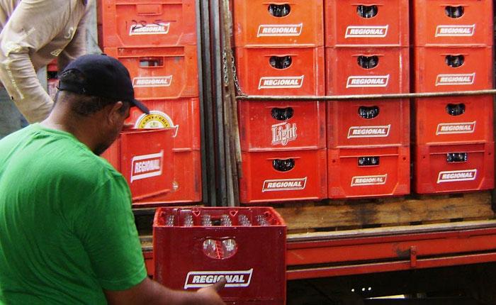 Cervecería Regional trabaja a 80% de su capacidad por cortes eléctricos