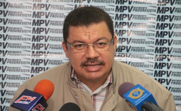 """Calzadilla: """"Dependiendo de las condiciones, evaluaremos si vale la pena ir o no a presidenciales"""""""