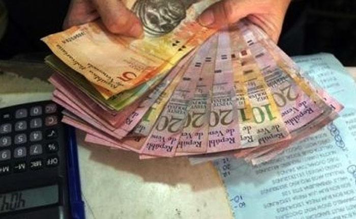 Economía venezolana impone un cambio en la denominación de los billetes