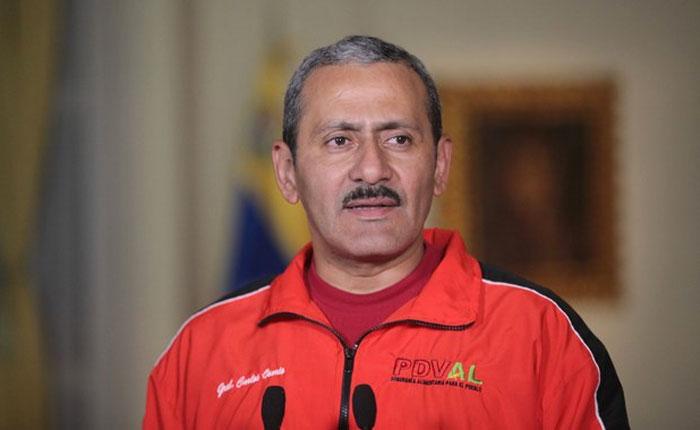 Ordenan a dos diputados y un dirigente político no difundir información sobre el M/G Carlos Osorio