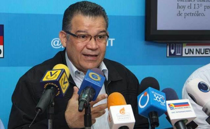 Enrique Márquez publicó actas sobre presunto fraude electoral en Bolívar