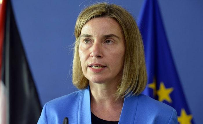 """Unión Europea ve bien reinicio de diálogo para lograr """"una solución política negociada"""""""