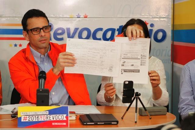 ¡Unidos derrotaremos los obstáculos!, por Henrique Capriles Radonski