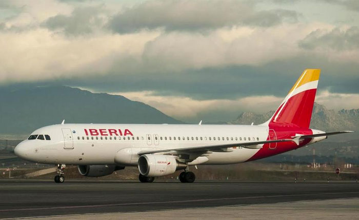 Aerolínea Iberia no descarta dejar de volar a Venezuela
