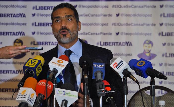Reactivan audiencia de Leopoldo López para el día 20 de junio