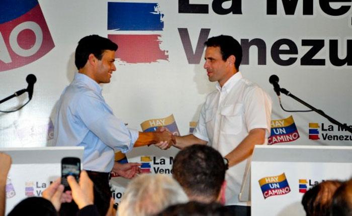 Leopoldo y Henrique: estratego revocatorio, por Mario Guillermo Massone