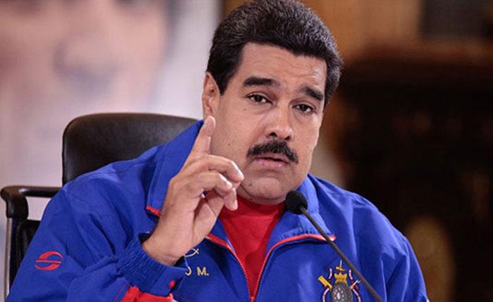 Cae Maduro por José Guerra