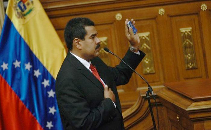Madurexit consensuado por Marianella Salazar