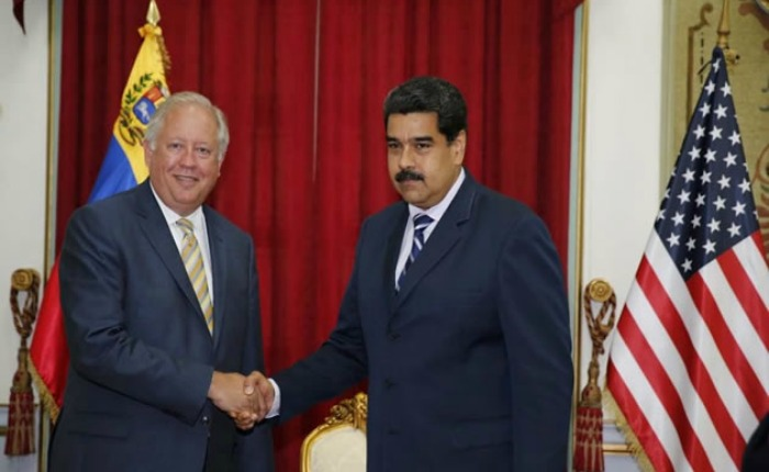 "Washington plantea a Venezuela ""tres carriles"" para resolver la crisis"
