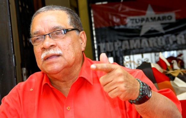 José Pinto negó que colectivos corrieran al Sebin del 23 de Enero