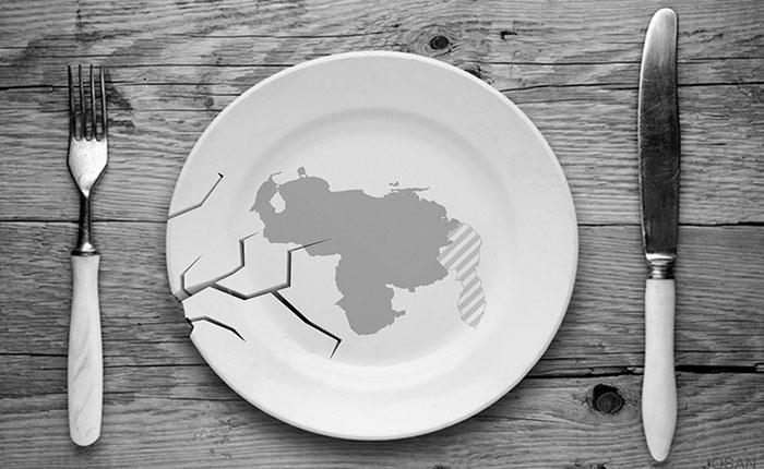 Escasez de alimentos provoca osteoporosis y baja defensa