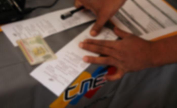 CNE extendió plazo para inscripciones en el Registro Electoral hasta el 2 de julio