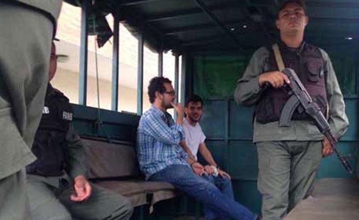 Transparencia Venezuela exige liberación de Francisco Márquez y Gabriel San Miguel