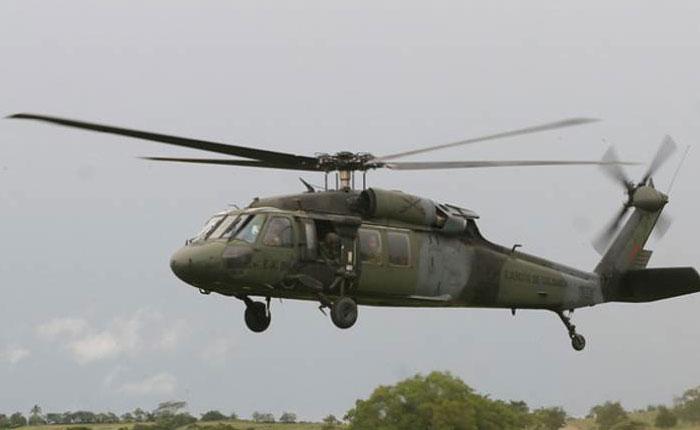 Fallecen los siete tripulantes a bordo del helicóptero que se precipitó en El Hatillo