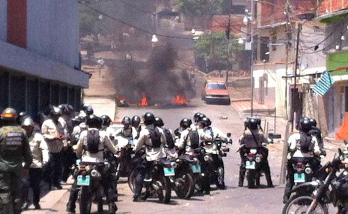 Al menos 80 detenciones se produjeron este viernes en La Vega