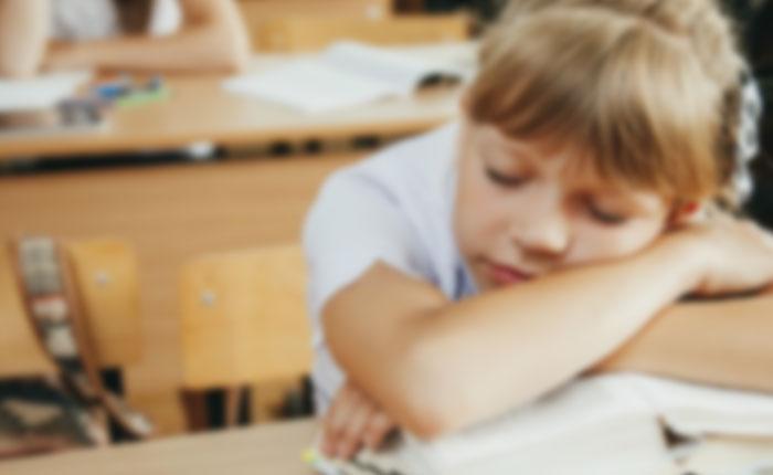 ¿Cuántas horas al día deben dormir los niños y los adolescentes?