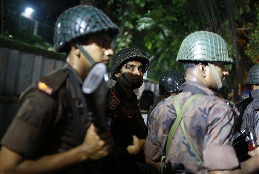 Veinte rehenes murieron en el ataque a un restaurante de Daca, capital de Bangladesh
