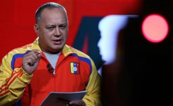 Diosdado Cabello espera un acercamiento a México con victoria de López Obrador
