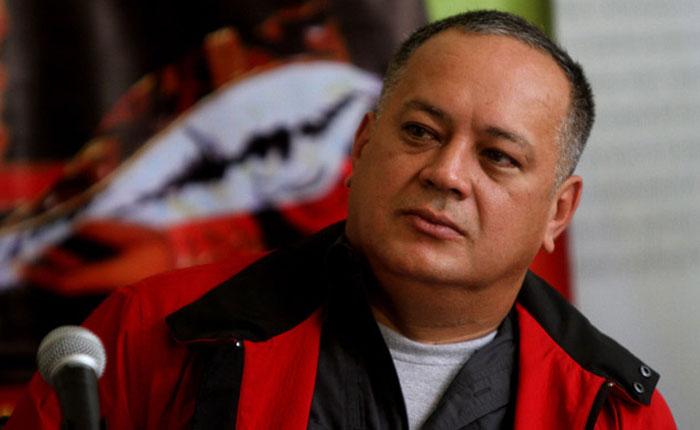 Diosdado Cabello: El estado Bolívar está en plena y absoluta calma