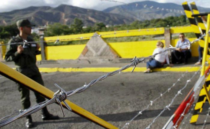 Frontera colombo-venezolana cerrará a partir de este jueves por elecciones