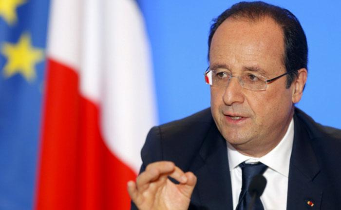 Hollande: Unas 50 personas se debaten entre la vida y la muerte