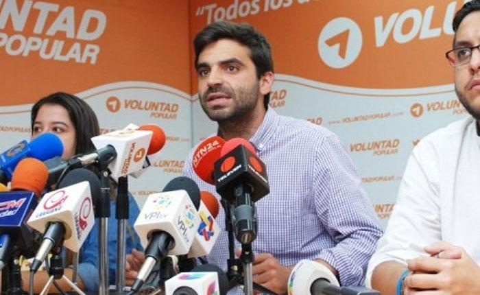 Juan Andrés Mejía: a Tibisay Lucena le queda un solo día para dar las fechas del 20%